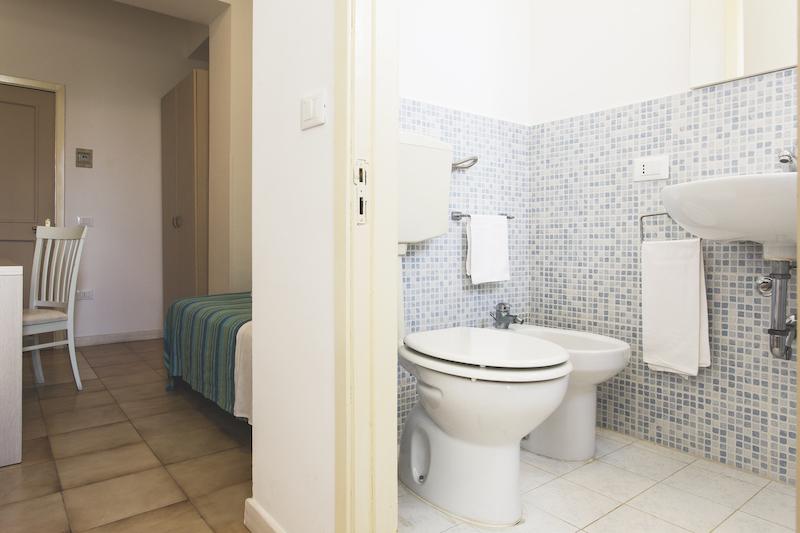 CAMERA SINGOLA - BAIA DEL SOLE HOTEL - MARINA DI RAGUSA - 7