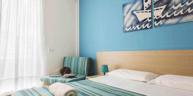 CAMERA TRIPLA - BAIA DEL SOLE HOTEL - MARINA DI RAGUSA - 5